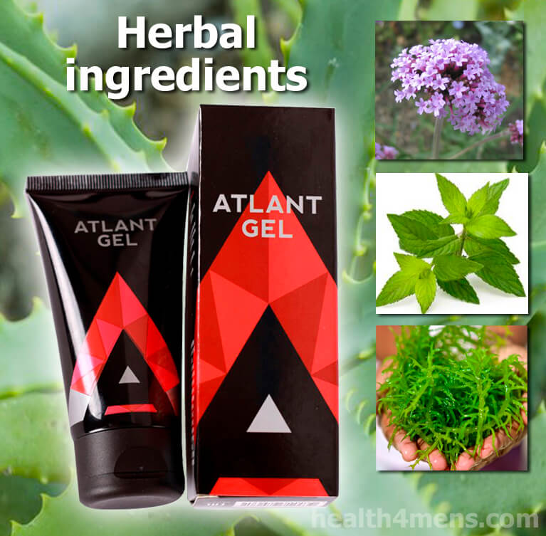 atlant gel ingredients